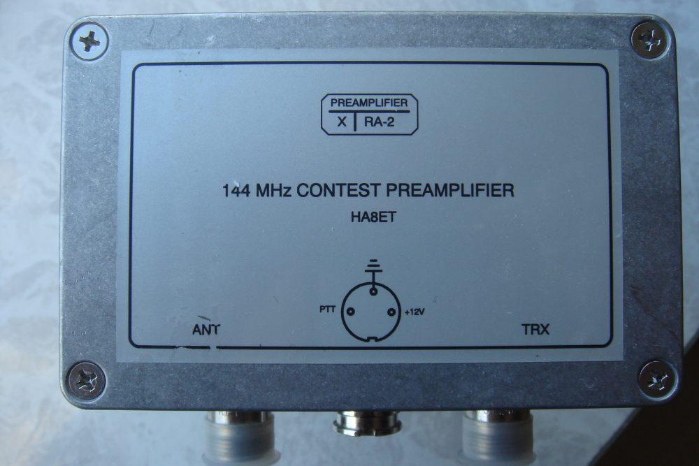 144 Mhz Eme By Oz1bxm